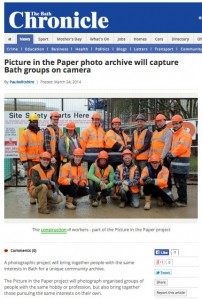 LOWPROFILE_PictureInThePaperBath_ConstructionWorkers_BathChronicle