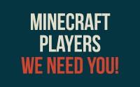 PITP_WeNeedYou_MinecraftPlayers