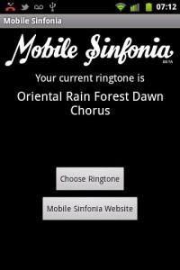Jem Finer (2011) Mobile Sinfonia [mobile app]